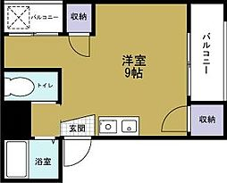 K-style大阪港[2階]の間取り