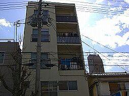 城内マンション[3階]の外観