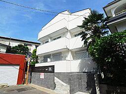 プレシャスアース新松戸[2階]の外観