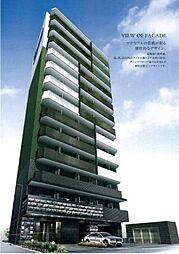 愛知県名古屋市千種区橋本町1丁目の賃貸マンションの外観