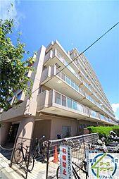兵庫県加古郡播磨町野添の賃貸マンションの外観