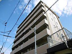 ジュネス東住吉弐番館[7階]の外観