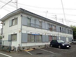 富沢ホワイトコーポB[202号室号室]の外観