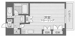 ペレネAi[203号室号室]の間取り