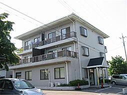 茨城県つくば市上横場の賃貸マンションの外観