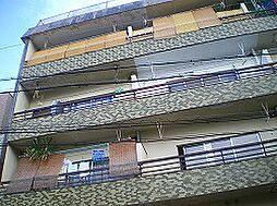 兵庫県神戸市中央区中山手通3丁目の賃貸マンションの外観