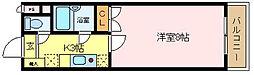 Collection鳳東町[1階]の間取り