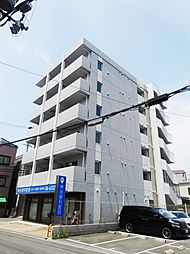 大阪府大阪市東淀川区菅原5丁目の賃貸マンションの外観