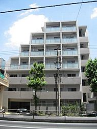 東京都杉並区和田2丁目の賃貸マンションの外観