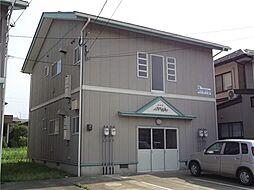 ハイツマキシマムII[202号室]の外観