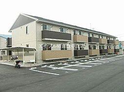 サクラコーポA棟[1階]の外観