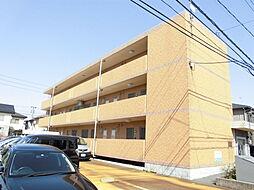 新潟県新潟市江南区梅見台2丁目の賃貸マンションの外観