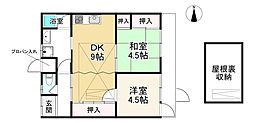 鳥羽街道駅 250万円