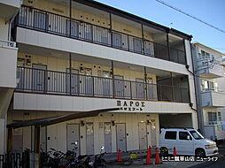 大阪府東大阪市下六万寺町3丁目の賃貸マンションの外観