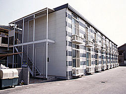 兵庫県加古川市平岡町一色の賃貸アパートの外観