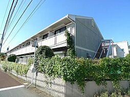 サンファスト松戸[2階]の外観