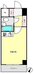 ライオンズマンション相模原第五[6階]の間取り