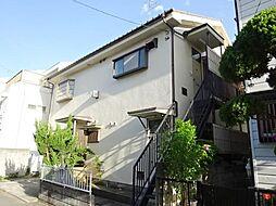 神奈川県横浜市鶴見区下末吉1丁目の賃貸アパートの外観