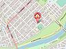 地図,1LDK,面積41.72m2,賃料5.5万円,バス 旭川電気軌道バス大町2条1丁目下車 徒歩4分,JR函館本線 旭川駅 徒歩27分,北海道旭川市大町一条1丁目
