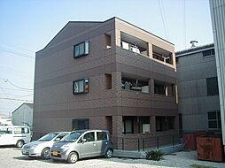 セントラルアパートメント[2階]の外観
