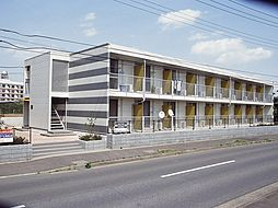レオパレス松ヶ丘[101号室]の外観
