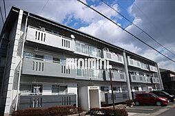 グリーンサイドハウスN棟[3階]の外観