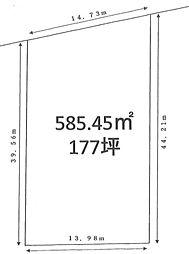 市原市五井金杉 準工業地域 売地