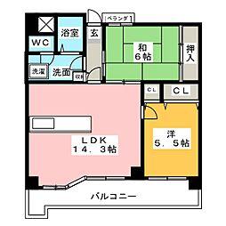 左京山駅 7.0万円