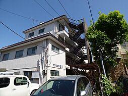 マンション吉川[3階]の外観