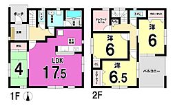 新築戸建 クレイドルガーデン 八幡西区上上津役5丁目