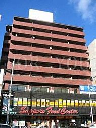 北海道札幌市白石区東札幌三条6丁目の賃貸マンションの外観