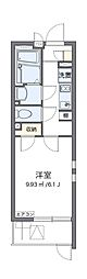 Osaka Metro中央線 朝潮橋駅 徒歩8分の賃貸マンション 1階1Kの間取り