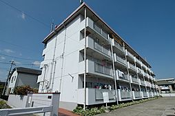 奈良県奈良市大安寺3丁目の賃貸マンションの外観