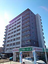 神奈川県海老名市扇町の賃貸マンションの外観