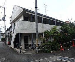 京都府京都市西京区松室山添町の賃貸アパートの外観