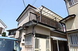 [一戸建] 千葉県市川市中山2丁目 の賃貸【/】の外観