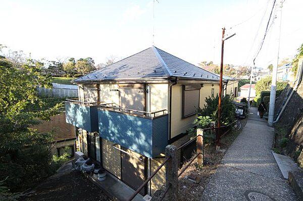 ラフォーレ横須賀[202号室]の外観
