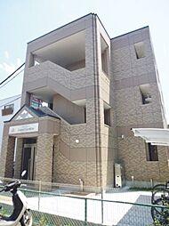 愛知県名古屋市昭和区山脇町1丁目の賃貸アパートの外観