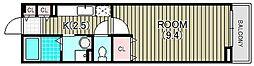 グレイス旭[2階]の間取り