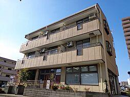 千葉県千葉市緑区おゆみ野3丁目の賃貸アパートの外観