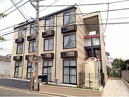埼玉県さいたま市浦和区木崎2丁目の賃貸マンションの外観