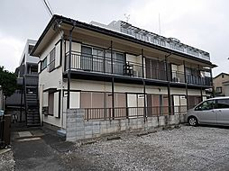 吉田コーポ[103号室]の外観