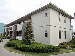 大阪府茨木市南耳原1丁目の賃貸アパートの外観