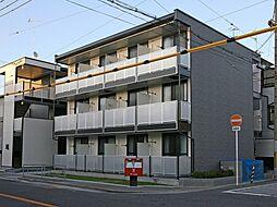 大阪府大阪市西淀川区竹島3の賃貸マンションの外観