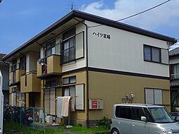 ハイツ宮崎[101号室]の外観