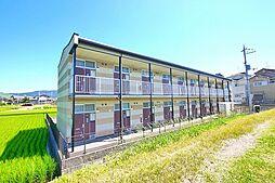 奈良県奈良市恋の窪東町の賃貸アパートの外観