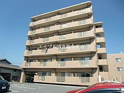 岡山県倉敷市川入丁目なしの賃貸マンションの外観