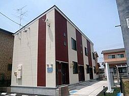 愛知県東海市高横須賀町呉天石の賃貸アパートの外観