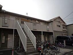 山田ハイツ[1階]の外観