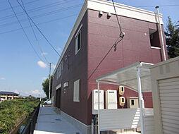 三重県鈴鹿市庄野東1の賃貸アパートの外観